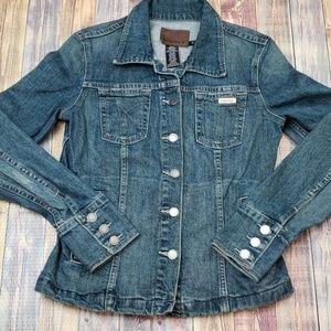 Calvin Klein Jean Jacket size medium
